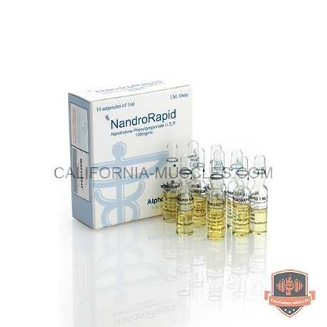 Nandrolone Phenylpropionate (NPP) for sale in USA