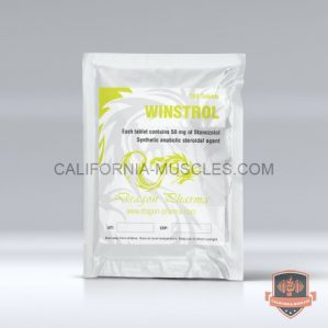Stanozolol (Winstrol) for sale in USA