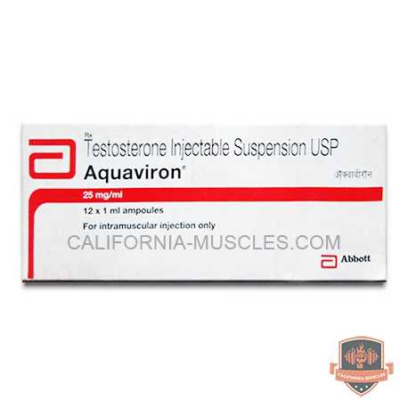 Testosterone Suspension for sale in USA